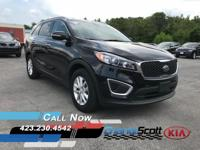 PREMIUM & KEY FEATURES ON THIS 2017 Kia Sorento