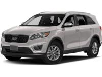 ~~ 2017 Kia Sorento LX V6 ~~ CARFAX: 1-Owner, Buy Back