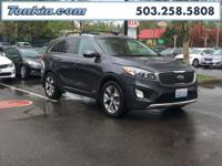 WOW!!! Check out this. 2017 Kia Sorento SX 3.3L DOHC
