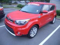 Looking for a clean, well-cared for 2017 Kia Soul? This