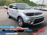This 2017 Kia Soul + will sell fast -Bluetooth -Auto