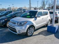 Look no further this 2017 KIA Soul + (A6) 4dr Hatchback