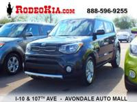 New Arrival! This 2017 Kia Soul + will sell fast! This