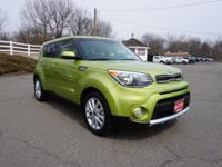 2017 Kia Soul Plus Green New Price! 4-Wheel Disc