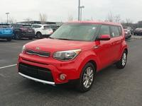 CARFAX One-Owner. Clean CARFAX. Inferno Red 2017 Kia