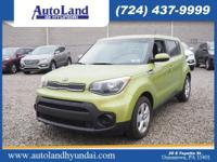 For a smoother ride, opt for this 2017 Kia Soul Base