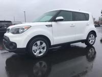 This WHITE 2017 Kia Soul Base might be just the wagon