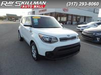 FUEL EFFICIENT 30 MPG Hwy/25 MPG City! Base trim, Clear