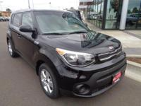 CARFAX 1-Owner! This 2017 Kia Soul Base, has a great
