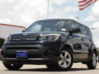 2017 Kia Soul Shadow Black 6-Speed Automatic with