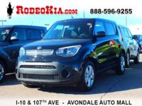 New Arrival! *Bluetooth* This 2017 Kia Soul is Shadow