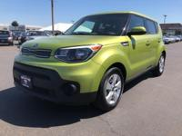 This GREEN 2017 Kia Soul Base might be just the wagon