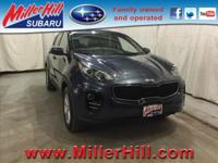 2017 Kia Sportage LX AWD ready to go! With great