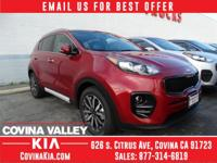 Hold on to your seats! It's time for Covina Valley Kia!