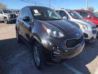 Options:  2017 Kia Sportage|Want To Stretch Your