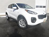 Get the BIG DEAL on this amazing 2017 Kia Sportage LX