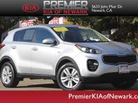Check out this gently-used 2017 Kia Sportage we