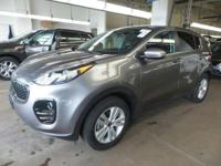 Check out this 2017 Kia Sportage LX. Its Automatic