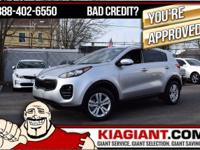 Kia Certified, 4D Sport Utility, and AWD. Welcome to