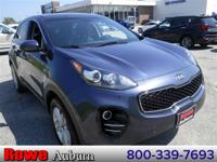 Kia Certified, AWD, CLEAN CARFAX, and One Owner. More