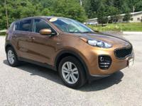 If you've been looking for the right Sportage then you