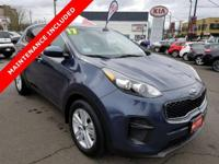 Look at this 2017 Kia Sportage LX. Its Automatic