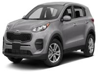 Options:  2017 Kia Sportage Lx|This 2017 Kia Sportage