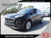 Get ready to go for a ride in this 2017 Kia Sportage