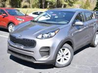 2017 Kia Sportage LX Mineral SilverThank you for