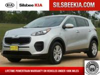 This 2017 Kia Sportage, stock# SK1283, has only 12,766