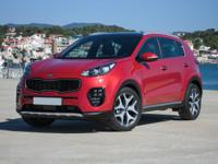 2017 Kia Sportage LX CLEAN CARFAX, ONE OWNER, EXCELLENT