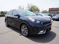 2017 Kia Niro Touring Blue New Price! Navigation, Back