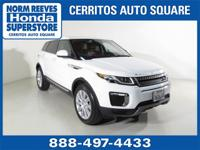 This is a nice 2017 Land Rover RANGE ROVER EVOQUE -