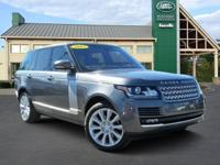MSRP New was $106,786-SAVE $ REDUCED! Land Rover