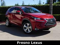 Come to Fresno Lexus and drive this fresh, one-previous
