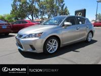 The 2017 Lexus CT 200h is one of the most