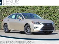 This outstanding 2017 Lexus ES is the car that you have