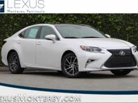 If you've been thirsting for the perfect 2017 Lexus ES,