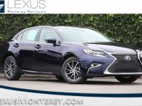 If you demand the best, this great 2017 Lexus ES is the