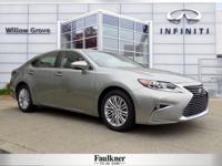CARFAX 1-Owner, ONLY 7,771 Miles! ES 350 trim. WAS