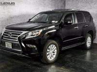 2017 Lexus GX 460. Don't wait another minute! In a
