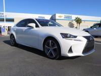 Check out this 2017 Lexus IS 200t. Its Automatic