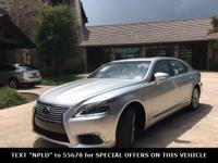 The Lexus LS 460 L extends the limits of luxury.