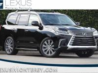Put down the mouse because this 2017 Lexus LX is the