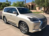 017 Lexus LX570 Excellent Condition Low Mileage (8,100)