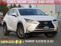 Options:  2017 Lexus Nx|White|Check Out This 2017 Lexus