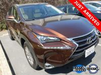2017 Lexus NX 200t Autumn Shimmer Creme Synthetic
