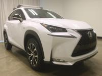How tempting is this attractive, one-owner 2017 Lexus