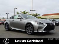 FSPORT MODEL ONLY 775 MILES. Lexus Certified, Adaptive