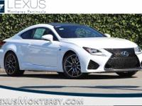 If you've been looking for the perfect 2017 Lexus RC,